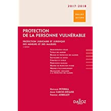 Protection de la personne vulnérable 2017/2018. Protection judiciaire et juridique des mineurs et de: Protection judiciaire et juridique des mineurs et des majeurs