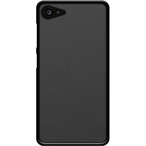 GoRogue Royal Slim Flexible Back Case Cover Pouch For Lenovo Z2 Plus [Jet Black]  available at amazon for Rs.129