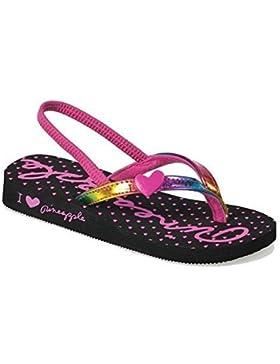 PineappleIvy – Scarpe con cinturino alla caviglia da ragazza'