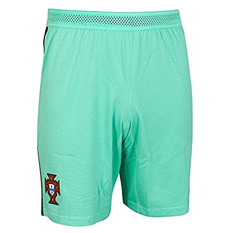 Portugal Football-figure officiel Nike-Short M Verde (Green Glow/Nightshade)