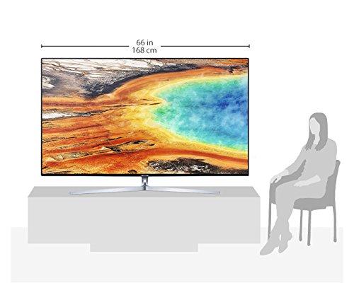 Samsung UE75MU8009 189 cm (75 Zoll) 4k Fernseher - 10