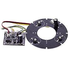 INSTAR 101256 - Anillo LED IR de 940 Nm para IN-5907HD (visión nocturna)