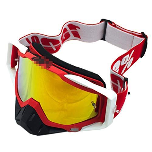 Foxom Gafas de Esquí, Unisex Esquí de Nieve Snowboard Gafas, protecc