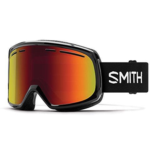Smith Erwachsene Range Skibrille, Black, M