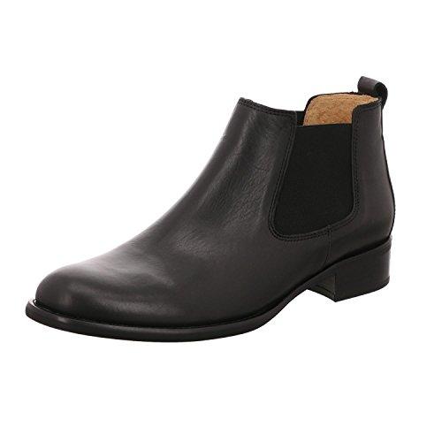Gabor Shoes Damen Fashion Chelsea Boots, Schwarz (Schwarz 27), 43 EU
