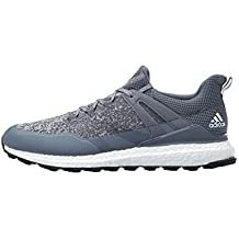best service 42380 21a83 adidas Crossknit Boost Zapatos de golf para Hombre, Multicolor (Gris   Blanco),