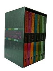 Le vrai goût du Monde, 400 recettes : Coffret 8 volumes, Italie ; Espagne ; Mali ; Liban ; Maroc ; Viêtnam ; Grece ; Japon