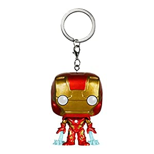 Funko POP Pocket Keychain Marvel Avengers AOU Iron Man 5225 PDQ