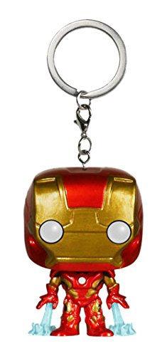 Funko - Pocket POP Keychain: Marvel - Avengers 2 - Iron M