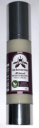 The Blessed Seed - Feuchtigkeitsspendende Gesichtscreme ★Vegan ★für alle Hauttypen ★frei von synthetischen Inhaltsstoffen