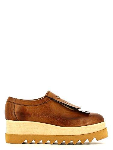Grace shoes 6977 Francesina Donna Marrone 40