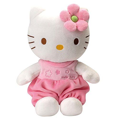 Hello Kitty Plüschfigur Baby 27 cm (Plüsch Spielzeug Puppe Kitty Hello)