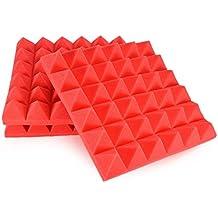Papel Tapiz De Insonorización Tablero De Espuma Forma De Pirámide De Esponja Insonorizada Dormitorio Sala De