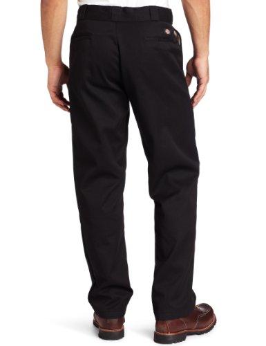 Dickies Original 874 Work - Pantalon - Droit - Homme Rinsed Black