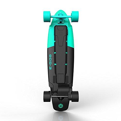 Yuneec EGO 2 E-Longboard Deep Mint inkl. Zubehör Elektro Longboard E-GO 2 -