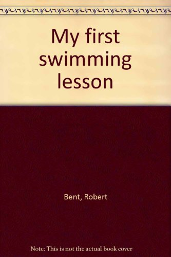 My first swimming lesson