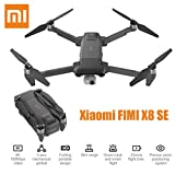 ZORE Xiaomi FIMI X8 SE Drone 5KM FPV 3 axes cardan 4K caméra GPS Quadcopter 33mins (black)