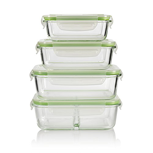 *Glas-Frischhaltedosen*