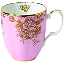"Royal Doulton ""Golden Rose 1960"" Taza, Rosa, 0,4L/14.1FL"