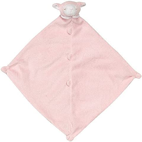 Angel Dear Mini Baby Blanket Pink Lamb by Angel Dear