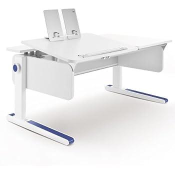 Moll Schreibtisch Champion Left Up Weiß Amazonde Küche Haushalt