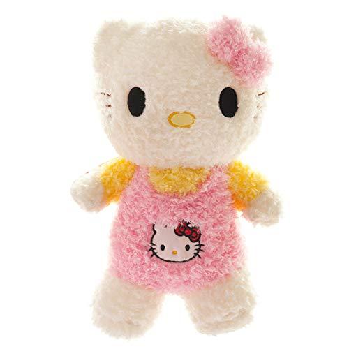 XQYPYL Puppe Plüsch Spielzeug Hello Kitty Kinder Kissen Geburtstag Geschenk 35cm-60cm,Pink,45cm (Puppe Plüsch Hello Kitty Spielzeug)