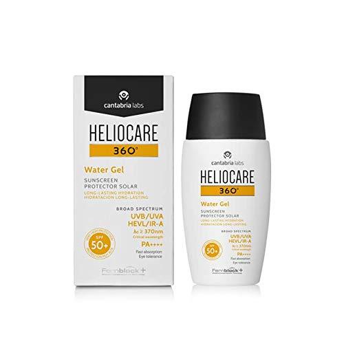 HELIOCARE 360º SPF 50+ WATER GEL HIDRATACION LONG-LASTING PR