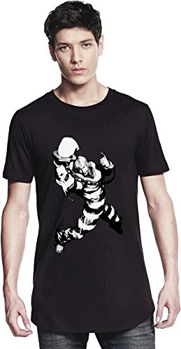 Cody Graphic illustration Long T-shirt Small