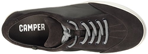 CAMPER Herren Peu Slastic Sneaker Grau - Gris (Dark Gray)