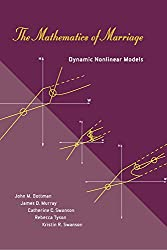The Mathematics of Marriage: Dynamic Nonlinear Models (MIT Press)