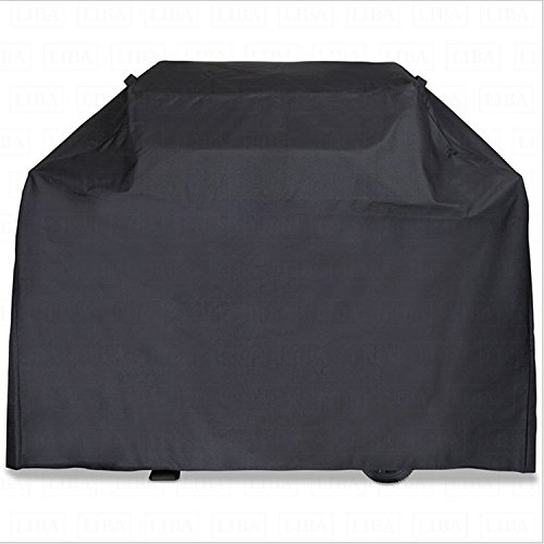 Lanyou grill cover, medium Heavy Duty barbecue a gas grill copertura impermeabile per Weber, Olanda, (Jenn Air Gas Grill)