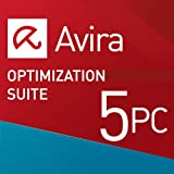 Avira Internet Optimization Suite 2019 | 5 PC | 1 Jahre | Download I Mobile Game Zombie Bar