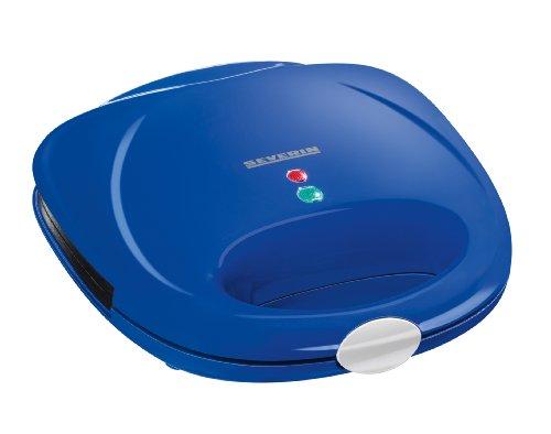 Severin SA 2965 Sandwich-Toaster, blau / 700 W