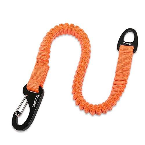 Louvra Einstellbare Hundegeschirr Gepolsterter Brustgeschirre 3M Reflexion Nylon Oxford für große,mittlere und kleine Hunde(S-M-L-XL) (Einzelgröße, Ruckdämpfer-Orange) -
