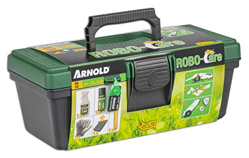 Arnold RoboCare Pflegeset für Mähroboter Grün