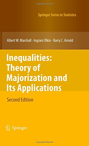 Inequalities: Theory of Majorization and Its Applications (Springer Series in Statistics)