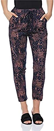 MOOi Digitally Printed Pants for Women