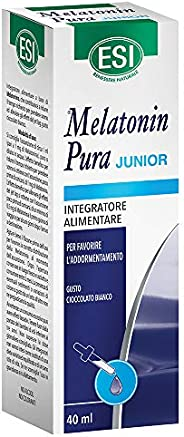 ESI Melatonin Pura Junior Gocce - 40 ml