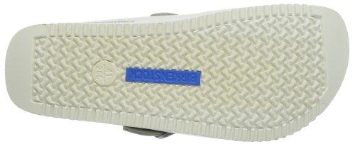 Birkenstock Professional Boston, Mules et sabots mixte adulte Blanc (Weiß)