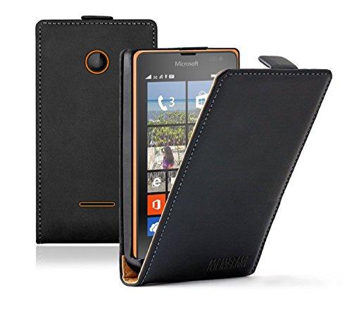 Membrane - Schutzhülle Nokia Microsoft Lumia 532 (Dual Sim) + 2 Displayschutzfolien
