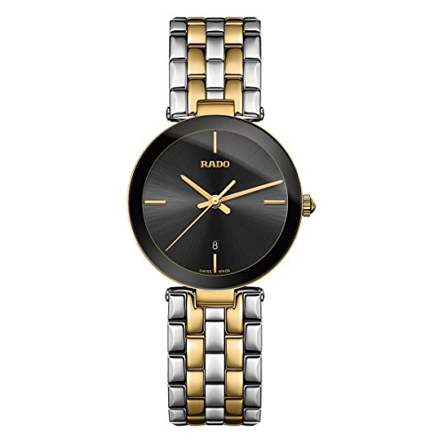 RADO WOMEN'S FLORENCE 28MM TWO TONE STEEL BRACELET QUARTZ WATCH R48871153