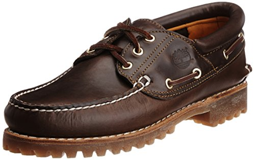 Timberland Trad Hs 3 Eye Lug, Chaussures basses homme Marron