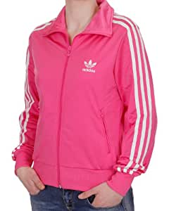Adidas Adi Firebird TT–Veste pour femme, Adi firebird tt, Rosa (Rose), 40 UK