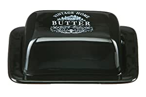 Premier Vintage Home Beurrier Noir