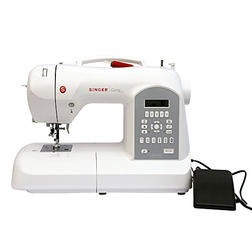 Singer 8770 Curvy Sewing Machine