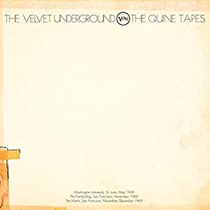 The Velvet Underground-The Quine Tapes 6-LP [Vinyl LP]