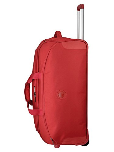 Delsey Bolsa de viaje, antracita (rojo) – 00324624004