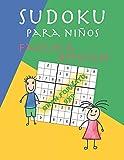 Sudoku para niños faciles a dificiles Gran Formato 9x9: 150 Adivinanza - fácil - medio - difícil | Con soluciones 9x9 Clásico puzzle -Juego De Lógica