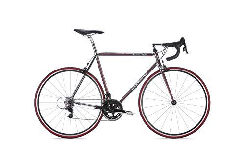 Montante Cicli Red String Bicicletta Da Citta Uomo Nero Opaco M