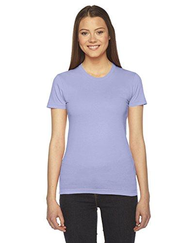 American Apparel Damen Shirt Lavender